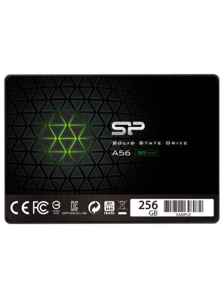 SSD диск Silicon Power Ace A56 (256 Гб (SATA3) 2.5